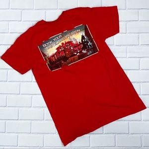 Loot Crate Red Fallout Nuka Cola T-Shirt